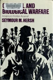 Cover of: Chemical and biological warfare   Hersh, Seymour M.