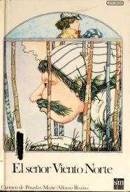 Cover of: El señor Viento Norte | Carmen de Posadas Mañé