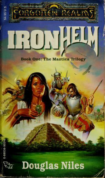 Cover of: Ironhelm | Douglas Niles