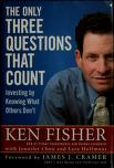 Cover of: The only three questions that count