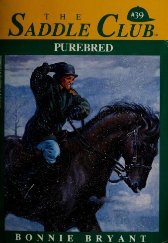 Cover of: Purebred   Bonnie Bryant