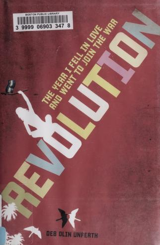 Cover of: Revolution | Deb Olin Unferth