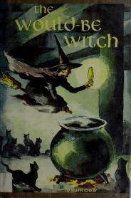 Cover of: The would-be witch | Ruth Chew